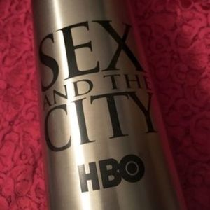 Sex & The City Thermos Seal Stainless Steal 32 oz
